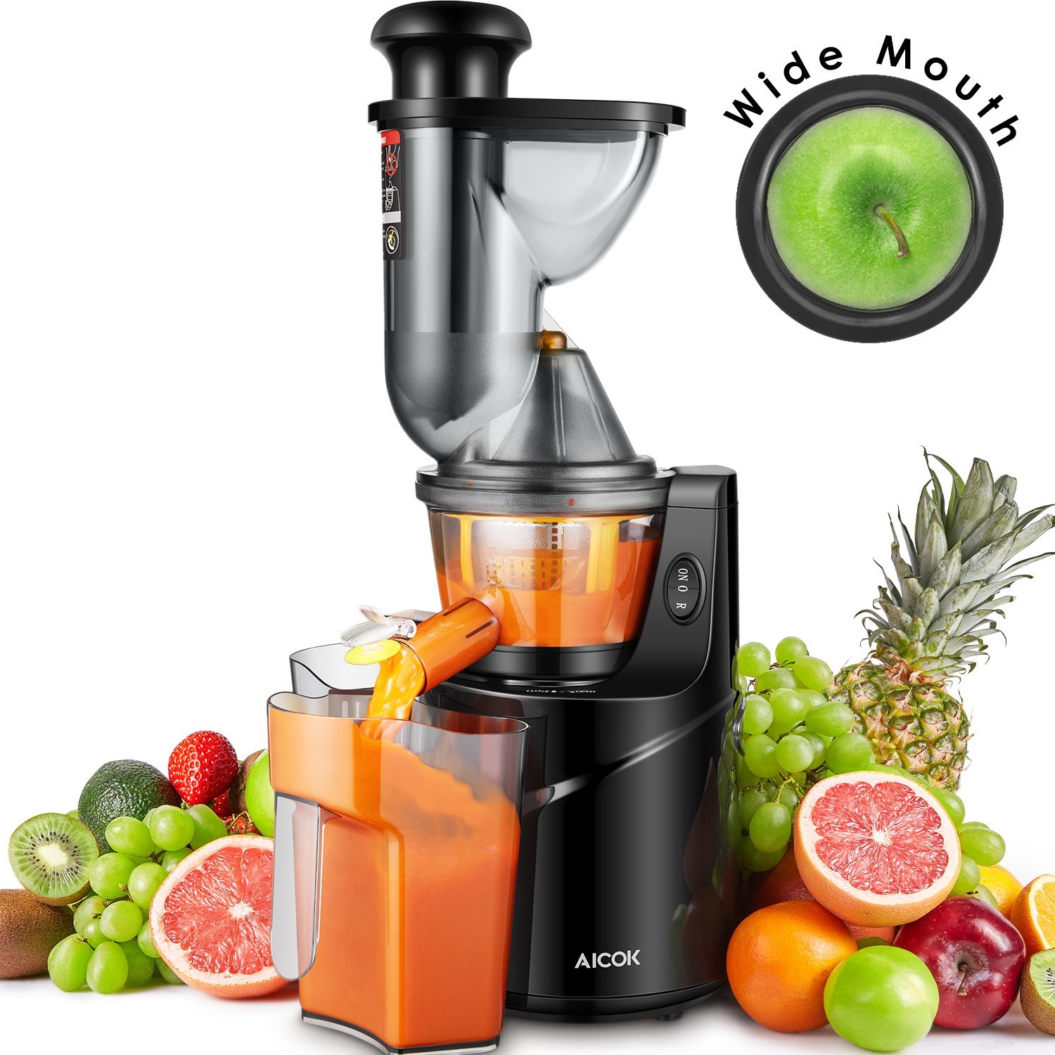 Extracteur Jus De Fruit How To Choose The Best Fruit And Vegetable Juicer