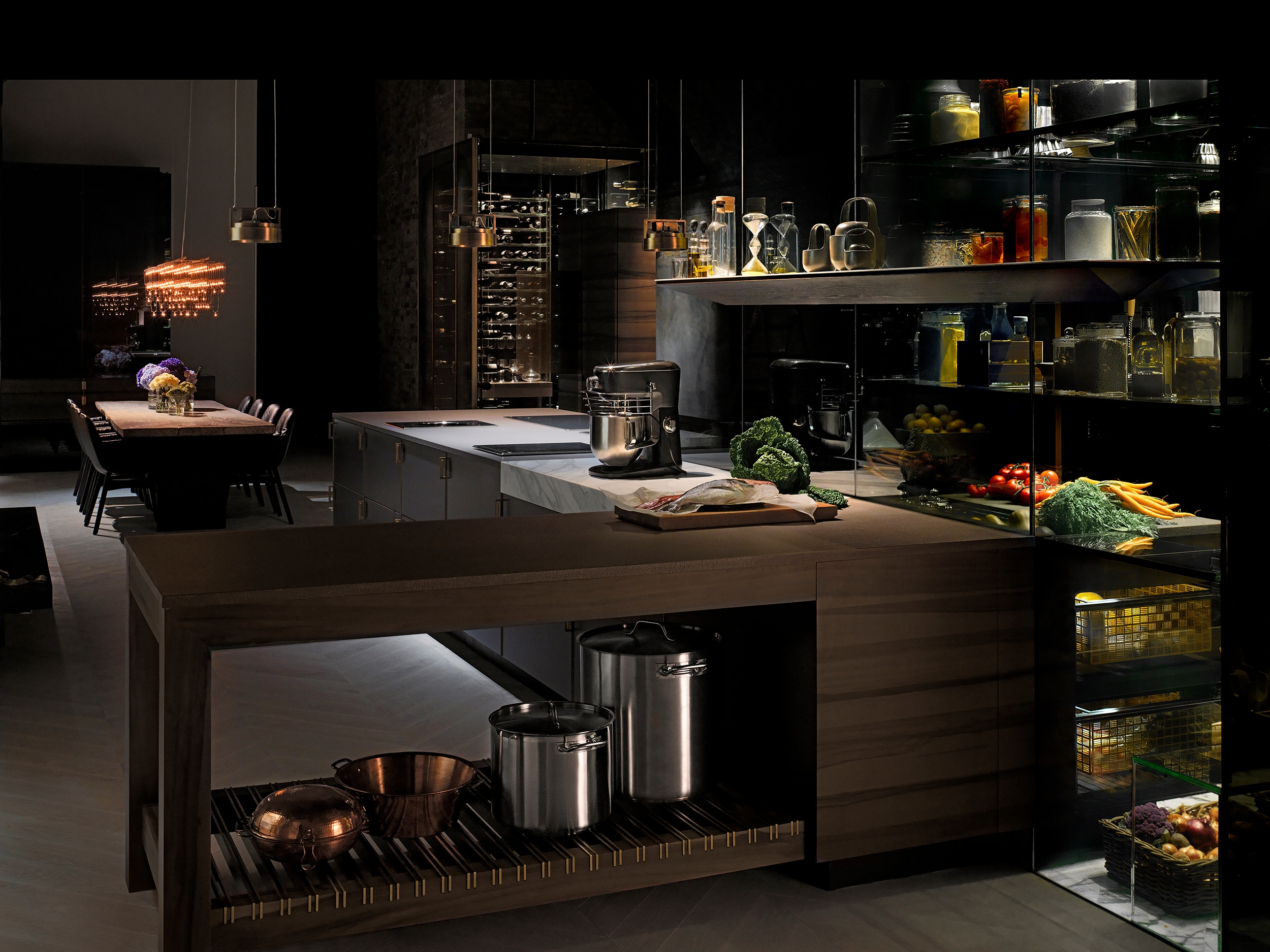 Küche Poggenpohl Electrolux And Poggenpohl Introduce Pioneering Kitchen