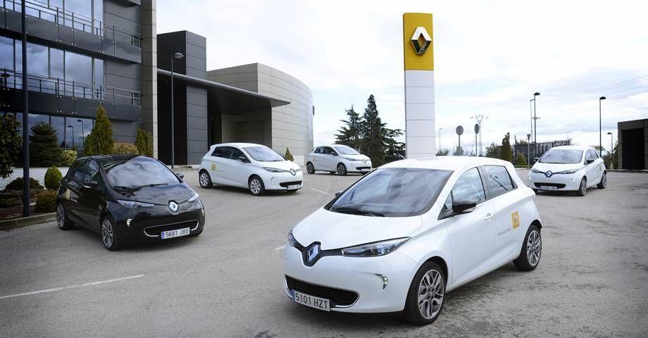 Matriculaciones de vehículos eléctricos durante julio 2018 en España