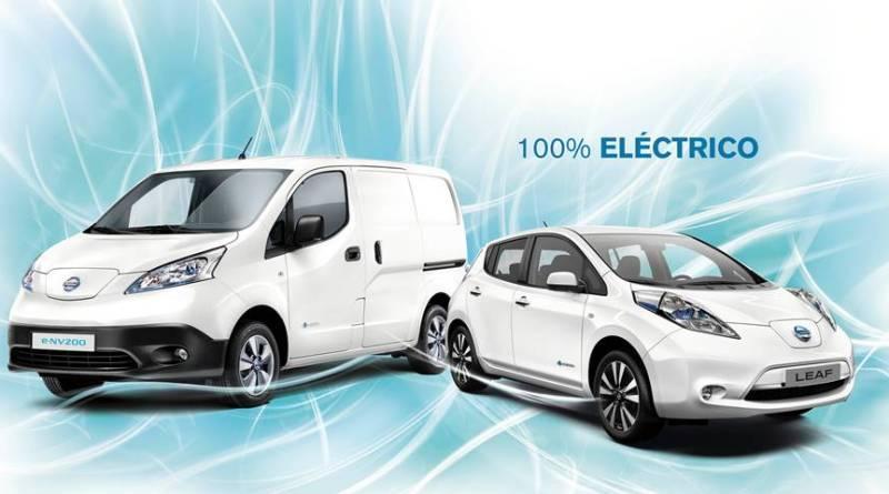 Nissan adelanta el Plan Movea 2017 con descuentos de 5.500€