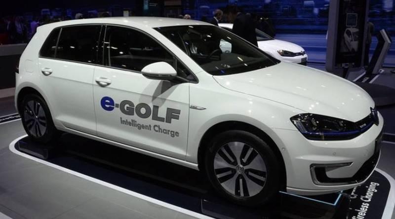 VW no tendrá ayuda estatal en su plan de movilidad eléctrica. Volkswagen e-Golf