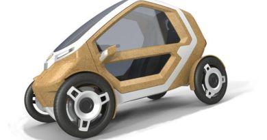 Coche eléctrico Vilgard, hibridando electricidad y pedales