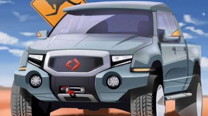 Red Automotive Technologies, el SUV eléctrico australiano