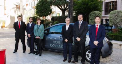 Nissan y el Govern Balear impulsan la movilidad sostenible