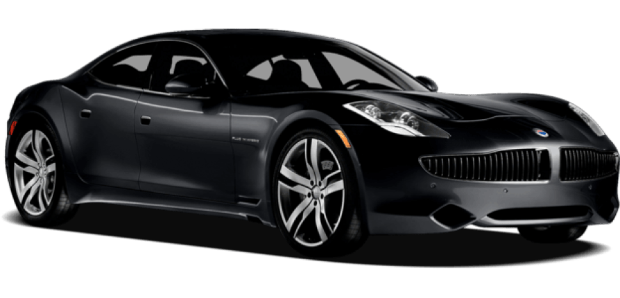 Tipos de coche eléctrico. Fisker Karma. Battery electric vehicle BEV, Plugin hybrid electric vehicle PHEV, Extended Range electric vehicle EREV.