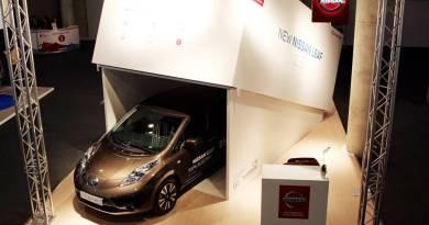 Nissan presenta su último dispositivo móvil en el Mobile World Congress
