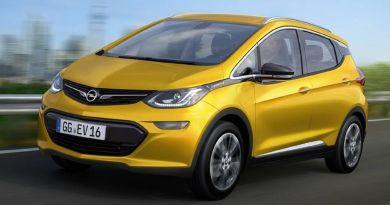 Opel está en venta y quiere fabricar solo coches eléctricos. Opel lanzará el Ampera-e