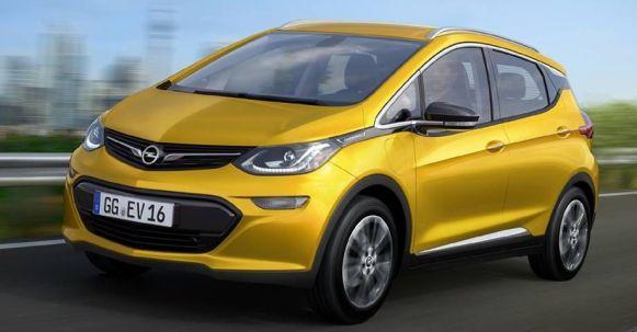 Opel lanzará el Ampera-e