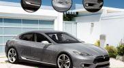 Tesla Model 3 render