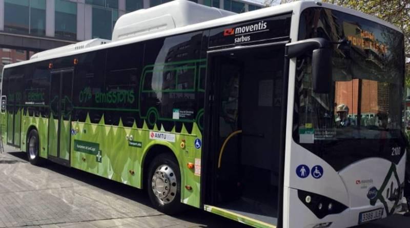 BYD invertirá diez millones de euros en una fabrica en Francia. Otro autobús eléctrico BYD para San Cugat del Vallés