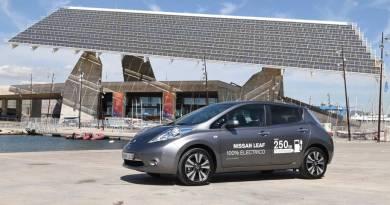 El nuevo Nissan LEAF de 30kWh ha recorrido más de 6.000 km