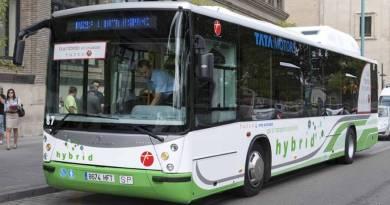 Convertir autobuses viejos en híbridos ahorraría mucho combustible