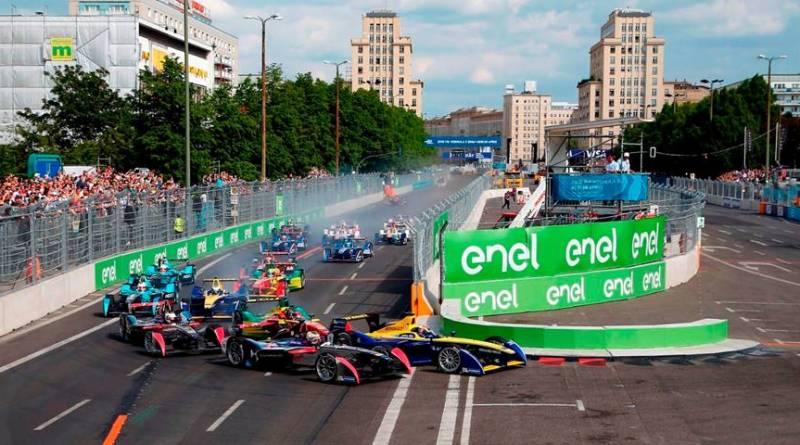 Formula E ePrix de Berlín: Buemi gana una dramática carrera