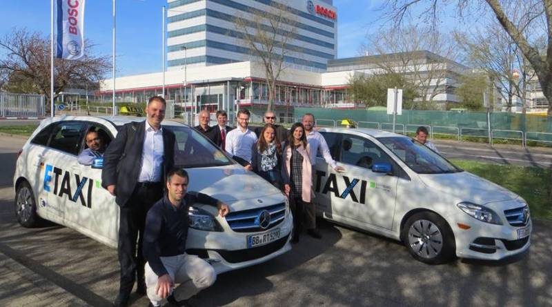 Proyecto I-CVUE: implantación de vehículos eléctricos en flotas