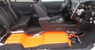 Los proyectos de Nissan para las baterías usadas de sus vehículos eléctricos. Nissan avanza en el aumento de la capacidad de sus baterías de iones de litio