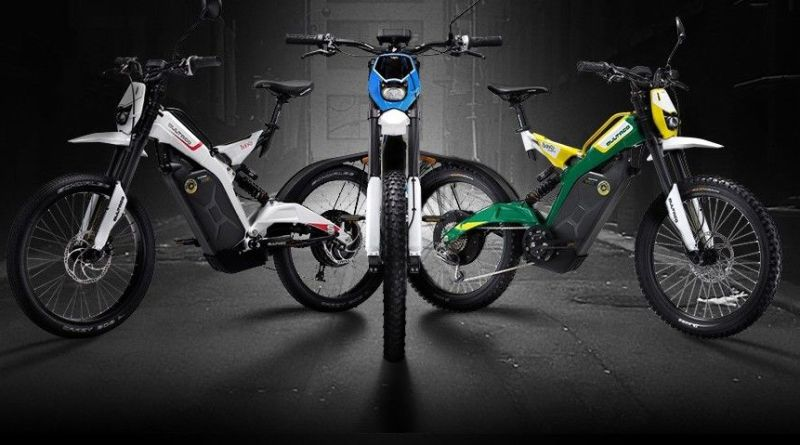Bultaco amplía su gama Brinco. Bultaco Brinco R. Butlcao motors ebikes
