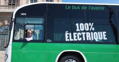 Irizar gana un contrato de 18 autobuses eléctricos en Francia. Irizar i2e Francia
