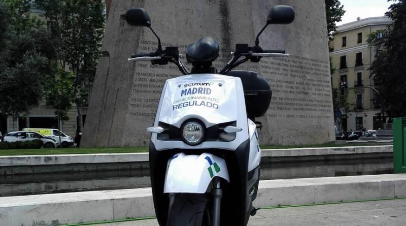 El Ayto de Madrid apuesta por la movilidad eléctrica. Ventajas de las motos eléctricas para flotas profesionales