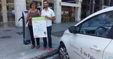 Palma de Mallorca instalará 30 puntos de recarga