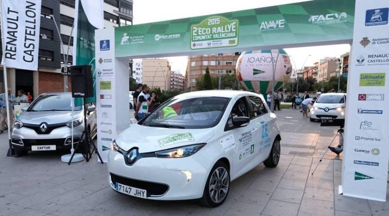 Castellón acogerá el ECO Rallye el 16 y 17 de septiembre