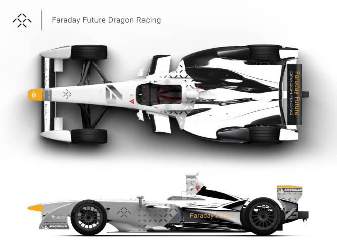 Faraday Future correrá en la Formula E 2016-2017