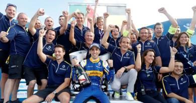 Renault e.Dams y Buemi ganan la Fórmula E 2015-2016