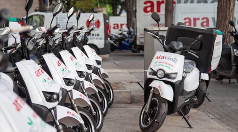 Ara Vinc adquiere 15 scooter eléctricos Scutum