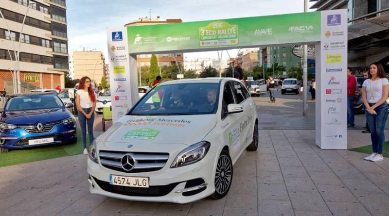 Resultados del III Eco Rallye de la Comunitat Valenciana