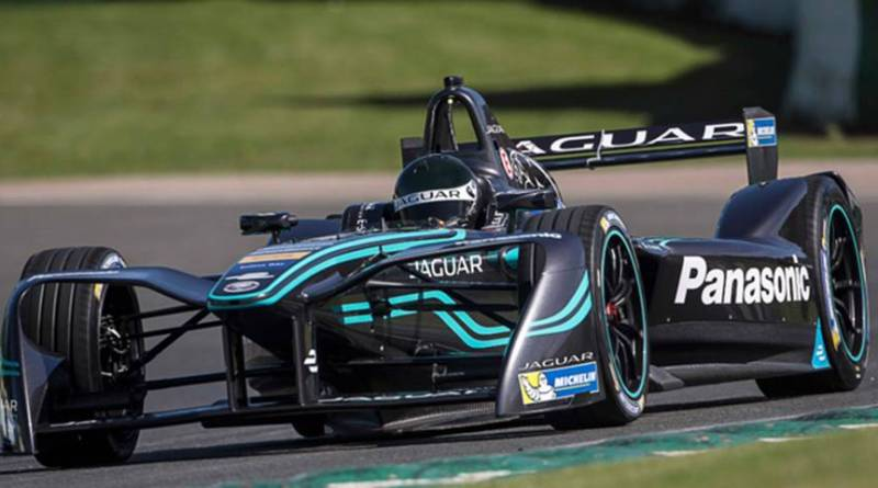 Jaguar presenta el I-TYPE para competir en la Formula E