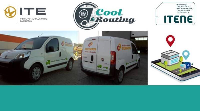 Proyecto para el reparto de mercancías refrigeradas con vehículos eléctricos