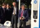 IBIL inaugura el primer punto de recarga rápida de Bilbao