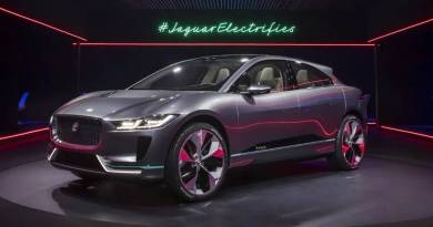 Revelado el nuevo concept SUV eléctrico de Jaguar. JAguar I-PACE el todoterreno eléctrico