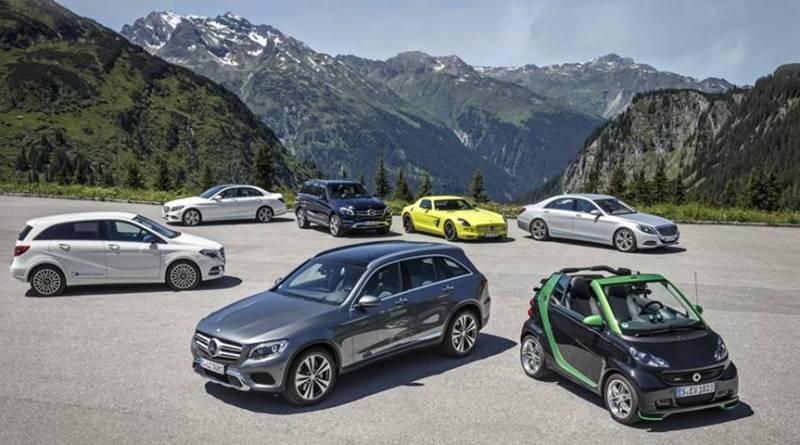 Daimler anuncia una inversión de once mil millones de dólares