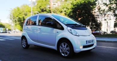 539 vehículos eléctricos matriculados en España durante diciembre