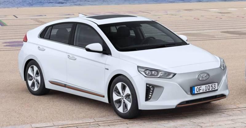 Hyundai duplicará la producción del Ioniq Electric por alta demanda. El Hyundai IONIQ obtiene 5 estrellas EuroNCAP