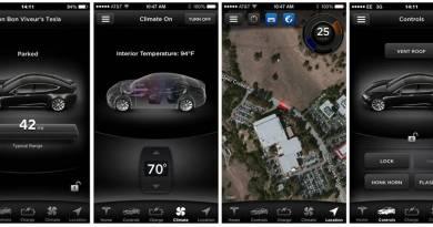 Tesla prepara una gran actualización de su App móvil