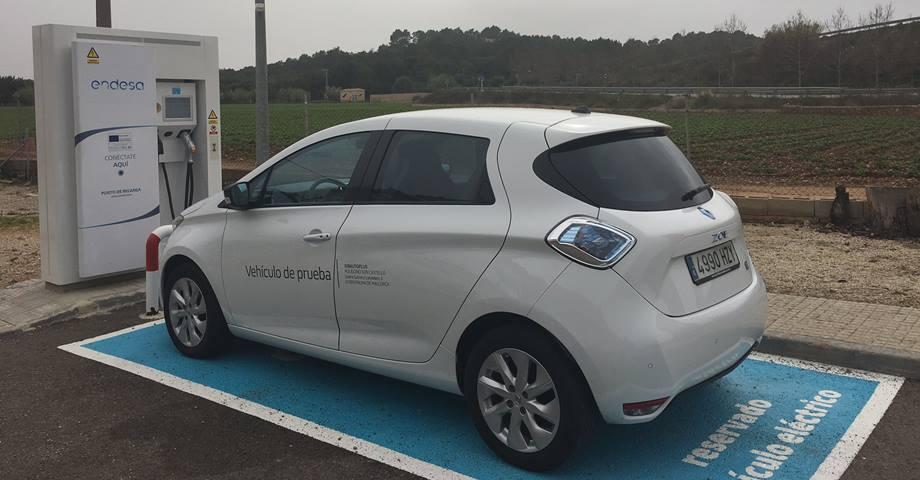 Endesa Club de Auto Recarga, recorrer Mallorca en vehículo eléctrico es posible