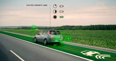 Honda quiere autonomía ilimitada gracias a las autovías inductivas. Honda wants to charge electric vehicles dynamically for 'unlimited range' on highways