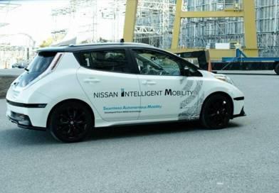 Tecnología de la NASA en los vehículos autónomos de Nissan