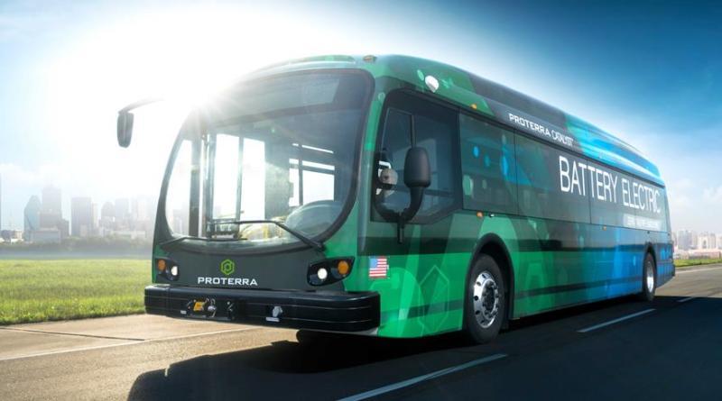 Autobuses eléctricos más baratos que los diésel y GNC