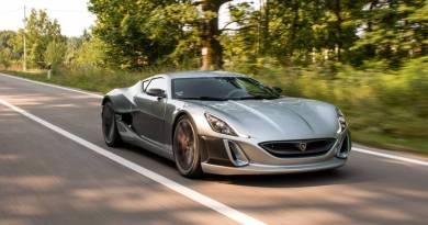 Rimac fabricará un nuevo super coche eléctrico. Rimac builds a new electric car, the Concept_S