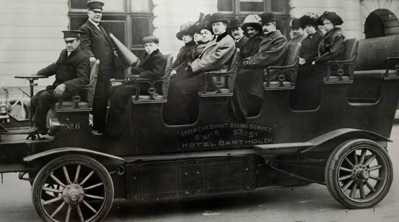 La historia del Coche Eléctrico se presenta en el Classic Auto Madrid 2018. Ya había autobuses eléctricos en Nueva York en 1904