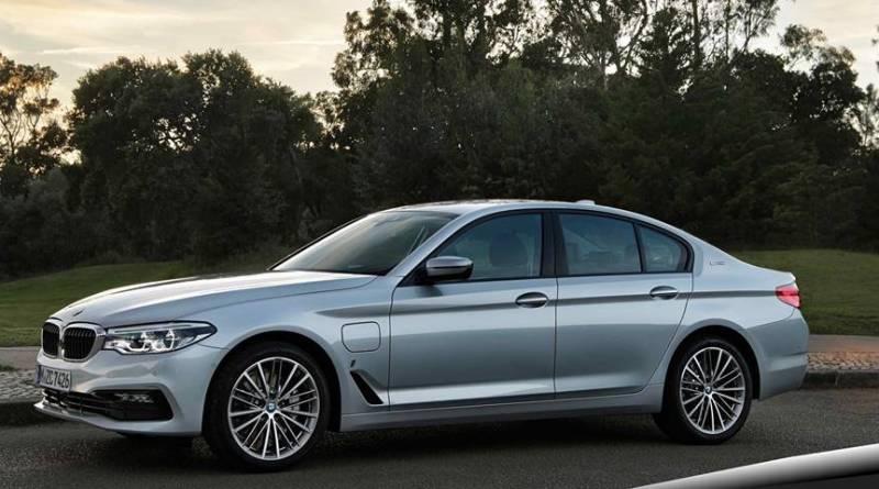Nuevo BMW 530e iPerformance. Precios para España