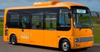 Autobús eléctrico y autónomo de SoftBank