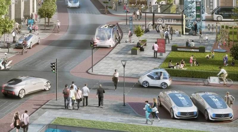 Daimler y Bosch fabricarán vehículos eléctricos autónomos