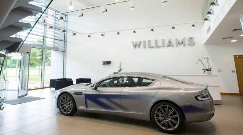 Williams Advanced Engineering construirá una fabrica de baterías en Reino Unido