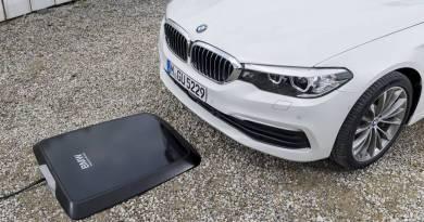 BMW Digital Charging Service y la carga inalámbrica