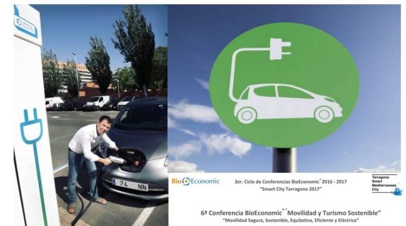"""Conferencia BioEconomic """"Movilidad y Turismo Sostenible"""""""