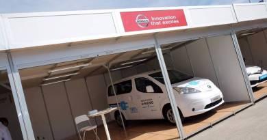 Nissan ha participado en la II Edición del ECOMOV