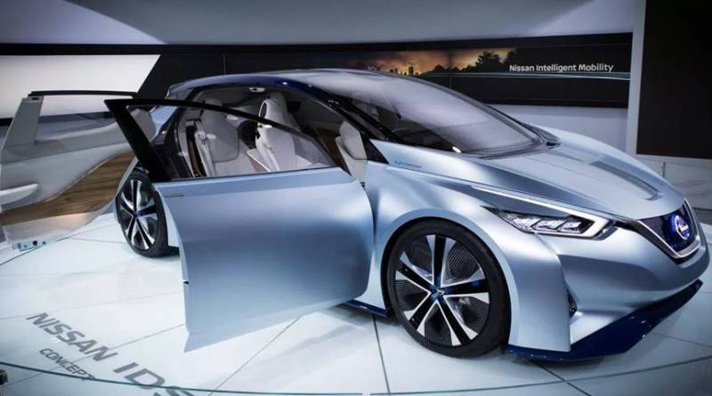 El próximo Nissan LEAF tendrá 550 kilómetros de autonomía